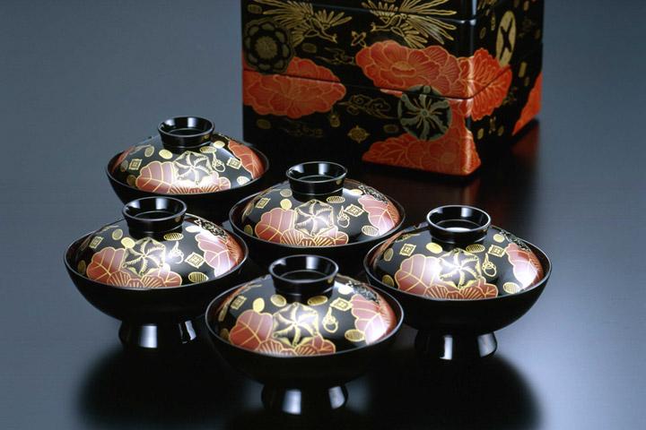 会津漆器 | 八重が生まれた「時代」 | 八重のふるさと、福島県